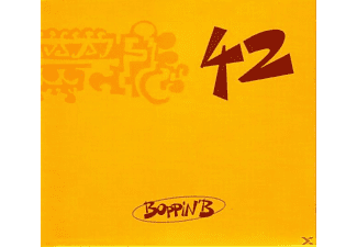 Boppin'b - 42  - (CD)