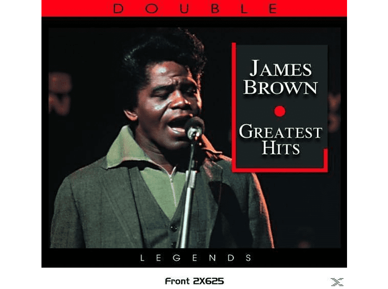 James Brown - Greatest Hits [CD]