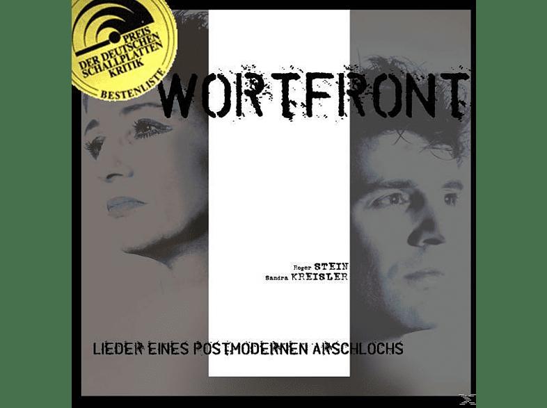 Wortfront - Lieder Eines Postmodernen Arschloch [CD]