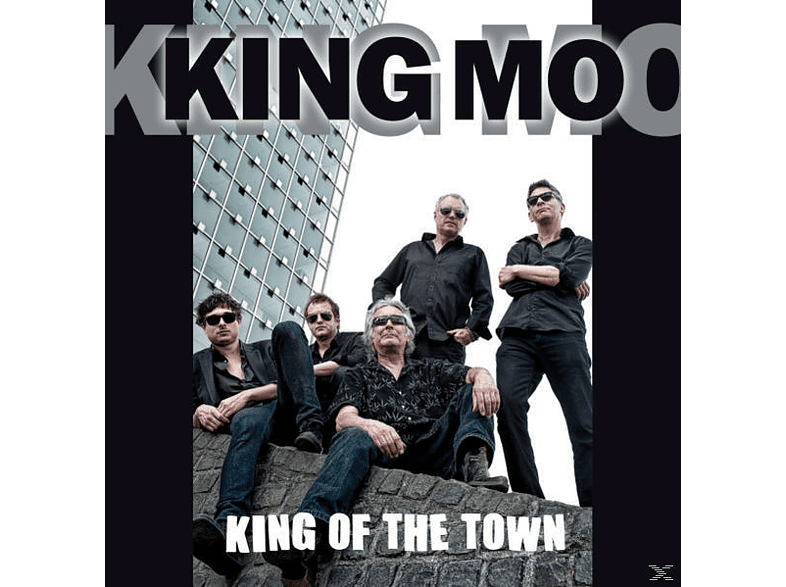 King Mo - King Of The Town [CD]