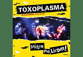 Toxoplasma - Spielen Ihre Lieder (Live)  - (CD)