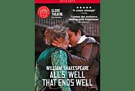 BERTENSHAW/COX/CRANE/CRANSTON/.., Dove/Bertenshaw/Cox/Crane/+ - All's Well That Ends Well [DVD]