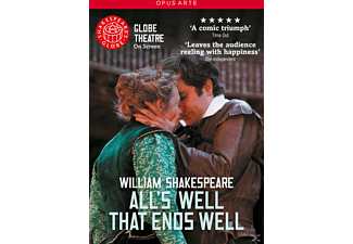 BERTENSHAW/COX/CRANE/CRANSTON/.., Dove/Bertenshaw/Cox/Crane/+ - All's Well That Ends Well - (DVD)