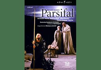 VARIOUS - Parsifal  - (DVD)