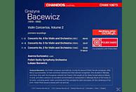 Lukasz Borowicz, Joanna Kurkowicz, Polish Radio Symphony Orche, L./Kurkowicz/Polnisches RSO Borowicz - Violinkonzerte Vol.2, Nr.2, 4 & 5 [CD]