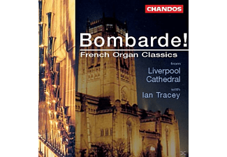 Ian Tracey - Bombarde! French Organ Classic - (CD)