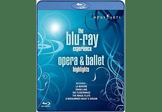 VARIOUS - The Blu-Ray Experience  - (Blu-ray)