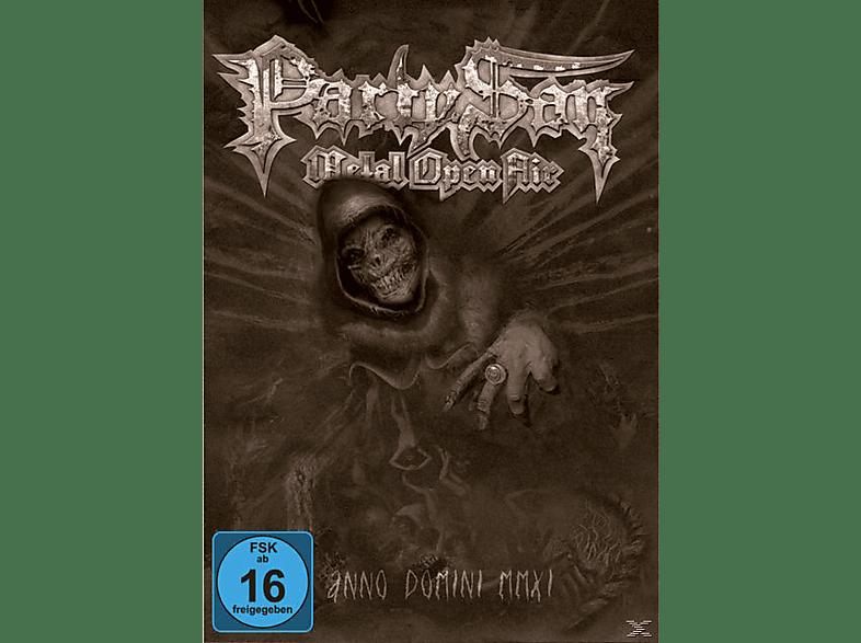 VARIOUS - Party. San Metal Open Air 2011 [DVD]
