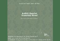 Franziska Hirzel, Arditti Quartet - Second Viennese School [CD + Blu-ray Disc]