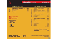 The Norwegian Chamber Orchestra, Iona/norwegisches Ko Brown - Divert.F.Streicher/Idyll Suite [CD]