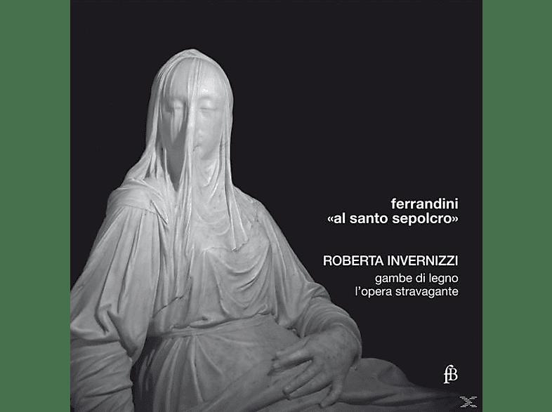 Roberta Invernizzi, Gambe Di Legno, L Opera Stravagante - Al Santo Sepolcro-Passionskantaten [CD]