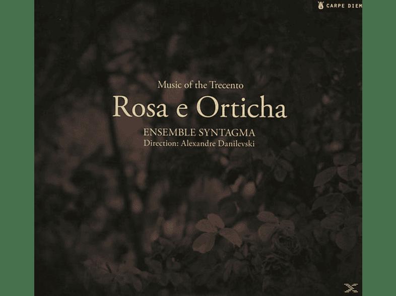 Ensemble Syntagma - Rosa e Orticha [CD]