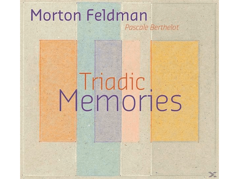 Pascale Berthelot - Triadic Memories [CD]