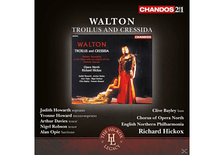 VARIOUS, Chorus Of Opera North, English Northern Philharmonia - Troilus Und Cressida - (CD)