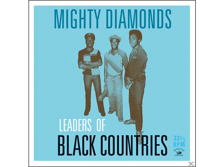The Mighty Diamonds - Leaders Of Black Countries [CD]