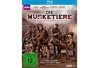 Die Musketiere - Staffel 2 - (Blu-ray)