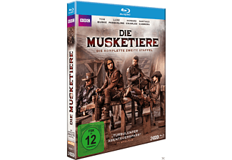 Die Musketiere - Staffel 2 Blu-ray
