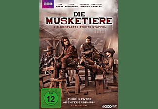 Die Musketiere - Staffel 2 DVD
