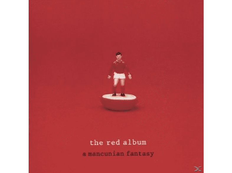 VARIOUS - The Red Album-A Mancunian... [CD]