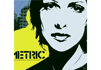 Metric - Old World Underground,where are you now? - (CD)