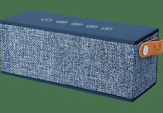 FRESH N REBEL Enceinte portable Rockbox Brick Fabric Indigo