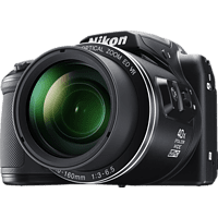 NIKON COOLPIX B500 Bridgekamera Schwarz, 16 Megapixel, 40x opt. Zoom, TFT, WLAN