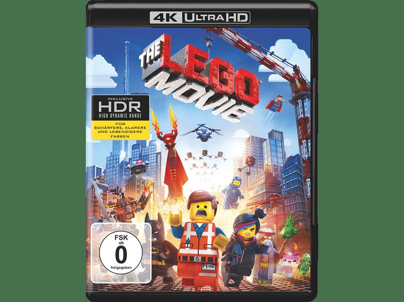 The Lego Movie (+ Blu-ray) [4K Ultra HD Blu-ray + Blu-ray]