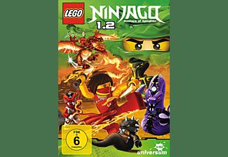 LEGO Ninjago - Staffel 1.2 DVD