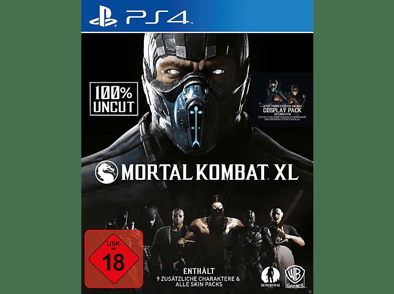Mortal Kombat XL [PlayStation 4]