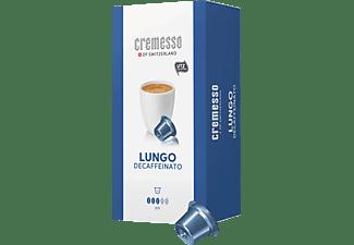 CREMESSO Lungo Decaffeinato (16 Kapseln)