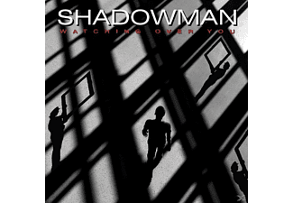 Shadowman - WATCHING OVER YOU  - (CD)