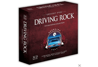 VARIOUS - Greatest Ever Driving - (CD)