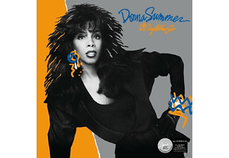 Donna Summer - All Systems Go  - (Vinyl)