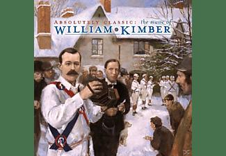 William Kimber - Music Of William Kimber  - (CD)