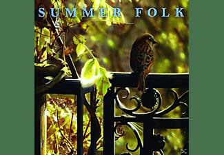 VARIOUS - Summer Folk  - (CD)