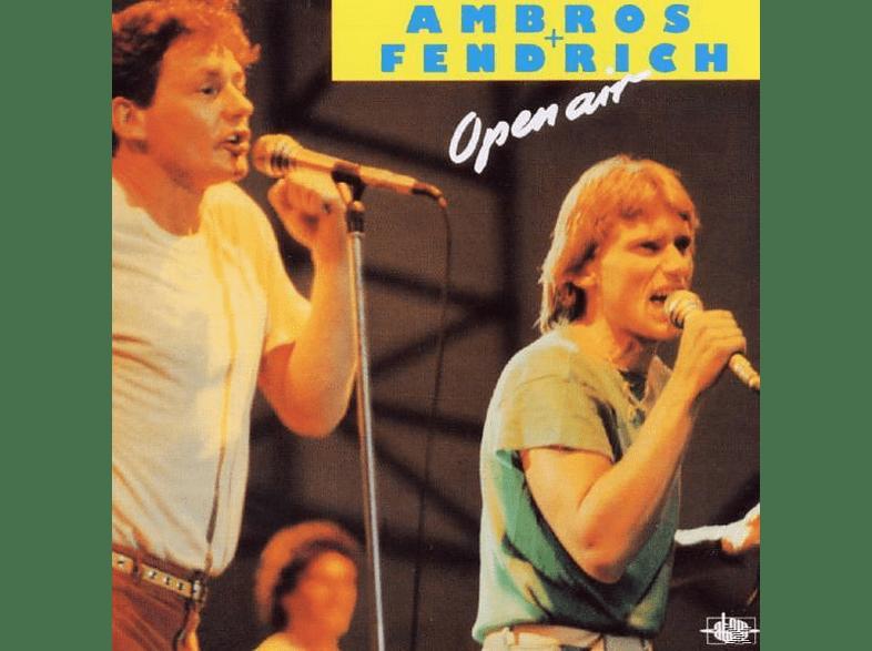 Ambros - Open Air [CD]