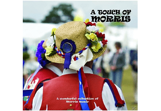 VARIOUS - A Touch Of Morris  - (CD)
