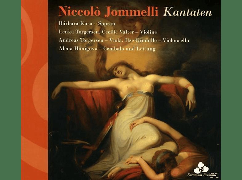 Alena Hoenigova - Kantaten [CD]