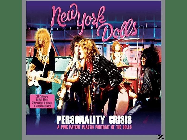 New York Dolls - PERSONALITY CRISIS (WHITE VINYL) [Vinyl]