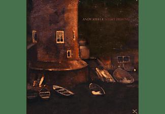 Andy Steele - Night Fishing  - (CD)