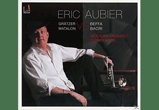 Aubier/Huang/Mercier/Bilger/Billard/O.Ph.R.France - Moderne Trompetenkonzerte  - (CD)