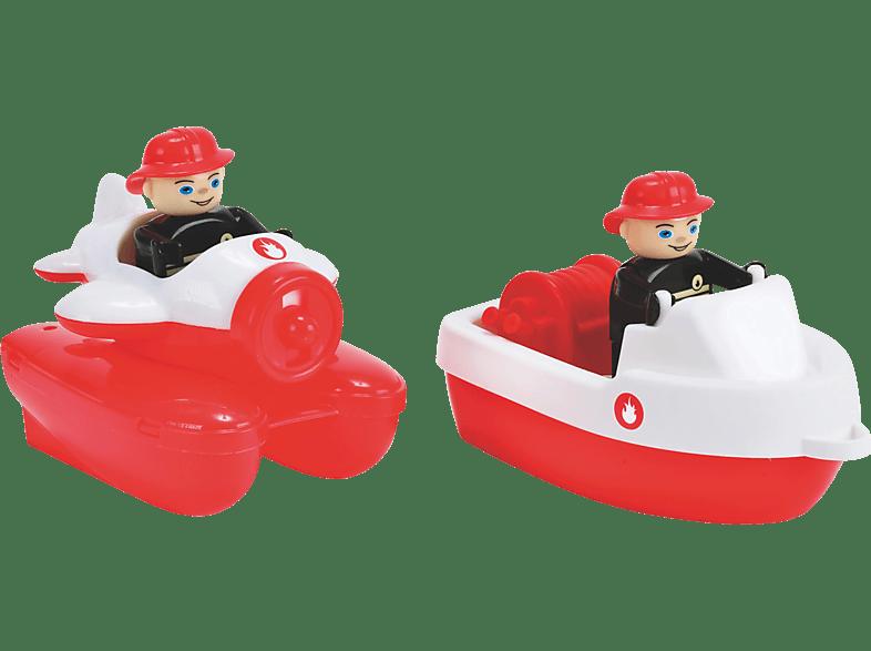 BIG Waterplay Fire-Boat-Set