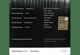 Michel Benita, The Ethics - River Silver  - (CD)