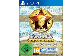 Tropico 5 Complete Collection - [PlayStation 4]