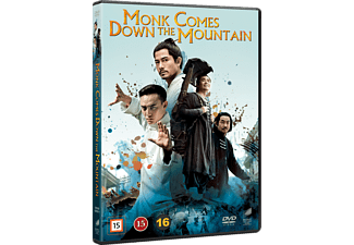 Monk Comes Down The Mountain DVD