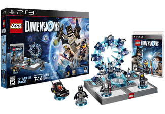 LEGO Dimensions Starter Pack NL PS3