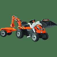 BIG Smoby Traktor Builder Max