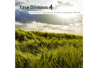 VARIOUS - Ease Division 4  - (CD)