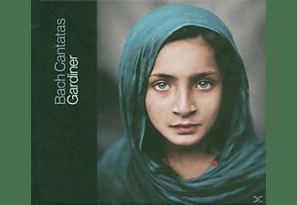 VARIOUS, MONTEVERDI CHOIR/GARDINER - Kantaten 22: Osterkantaten  - (CD)