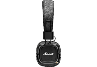 MARSHALL On-Ear-Kopfhörer Major II Bluetooth Wireless, schwarz